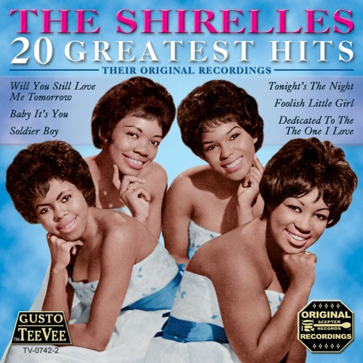 Art for Foolish Little Girl by The Shirelles