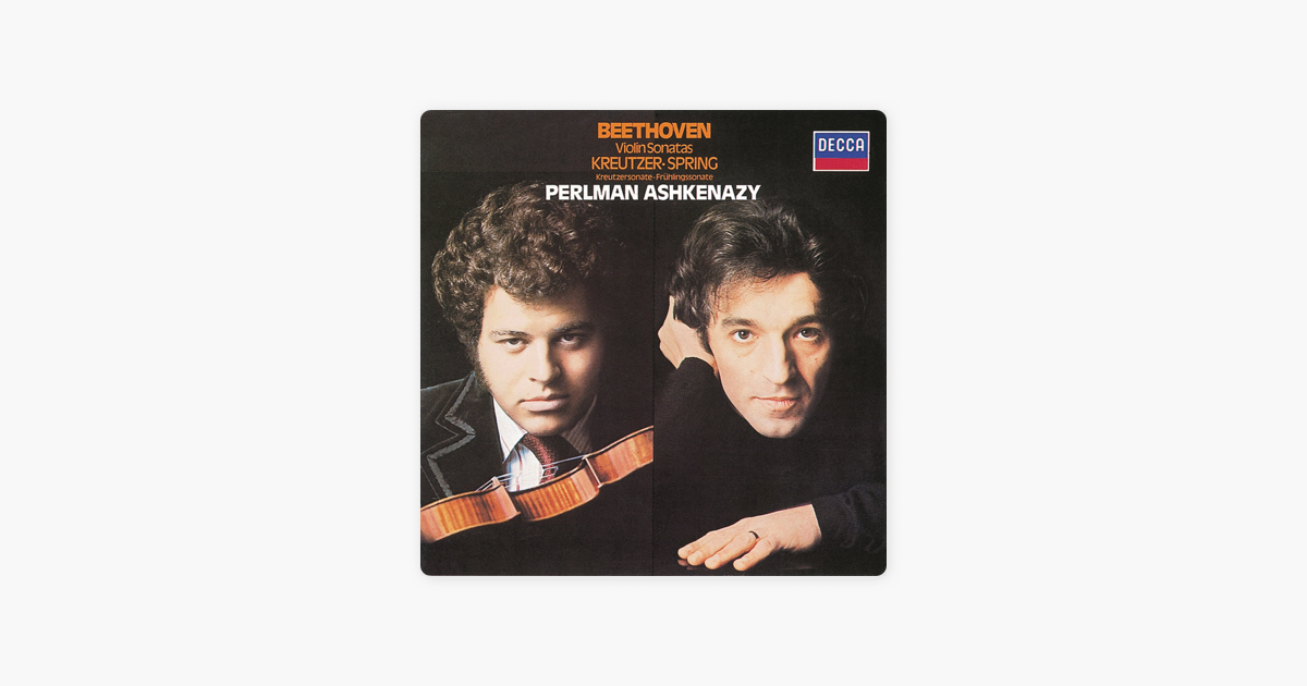 Beethoven: Violin Sonatas No  9