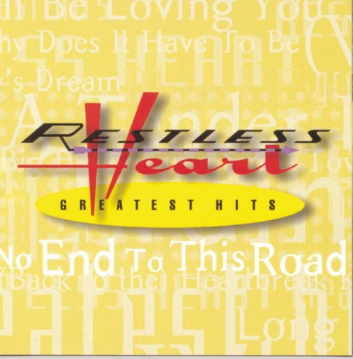 Art for Why Does It Have to Be (Wrong or Right) by Restless Heart