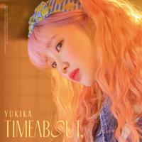 YUKIKA - timeabout, - EP artwork