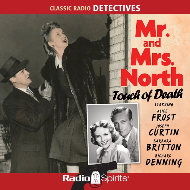 Touch Of Death Mr And Mrs North By Frances Lockridge Richard