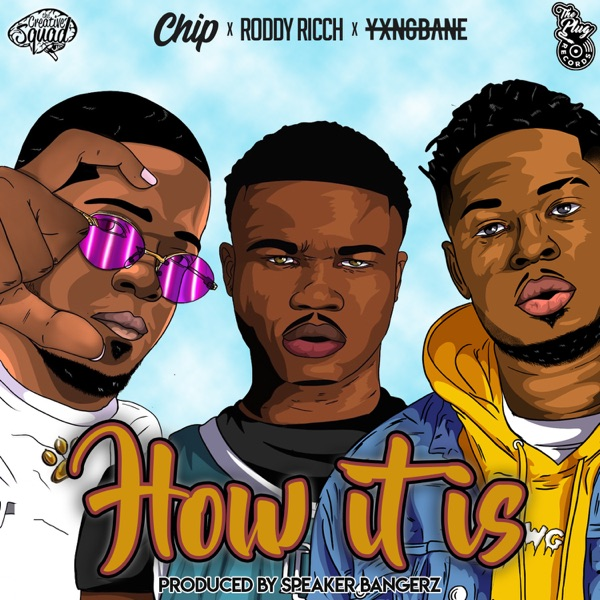 How It Is (feat. The Plug) - Single