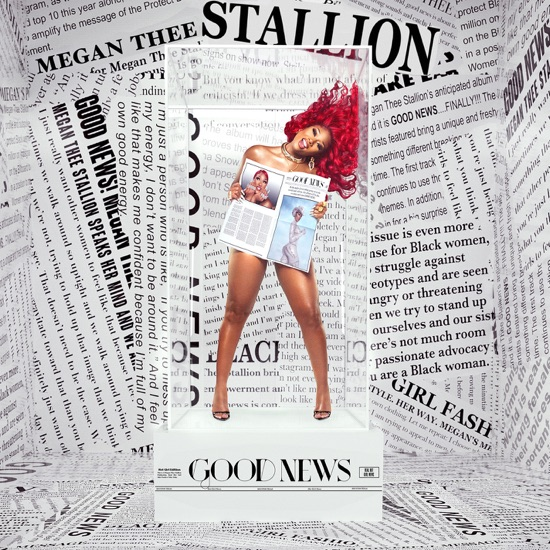 Megan Thee Stallion - What's new
