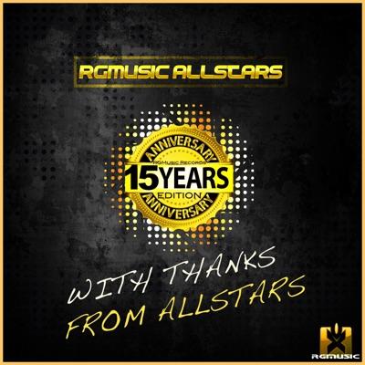RGMusic Records Allstars - - With Thanks From Allstars (RGMusic Records 15 Years Anniversary Edition)