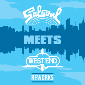 Various Artists - Salsoul Meets West End (Reworks)