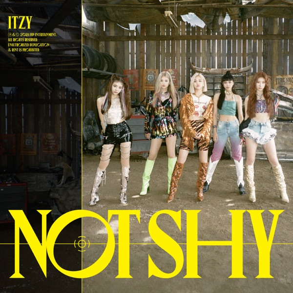 Not Shy (English Ver.)