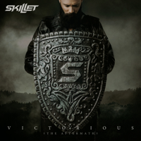Skillet - Victorious: The Aftermath (Deluxe Edition) artwork