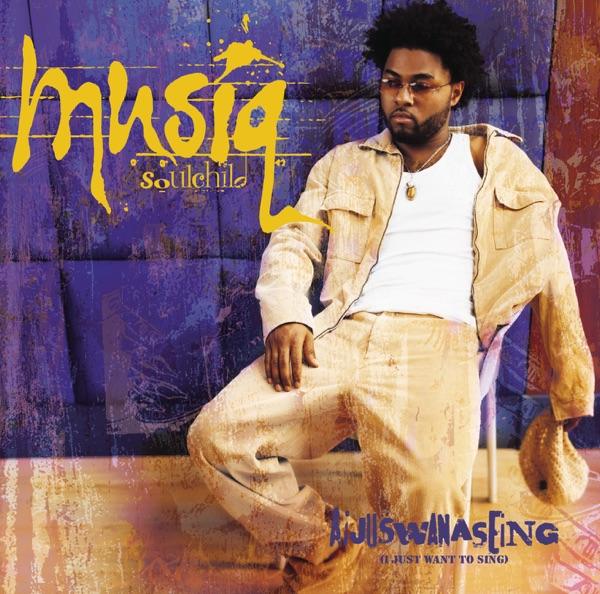 Musiq Soulchild  -  Just Friends (Sunny) diffusé sur Digital 2 Radio