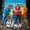 Mi Niña (Remix) [feat. Los Legendarios & Anitta] - Single