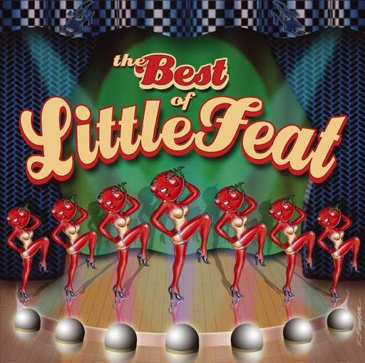 Art for OH ATLANTA by LITTLE FEAT