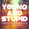 Boris Brejcha & Ann Clue - Young And Stupid grafismos