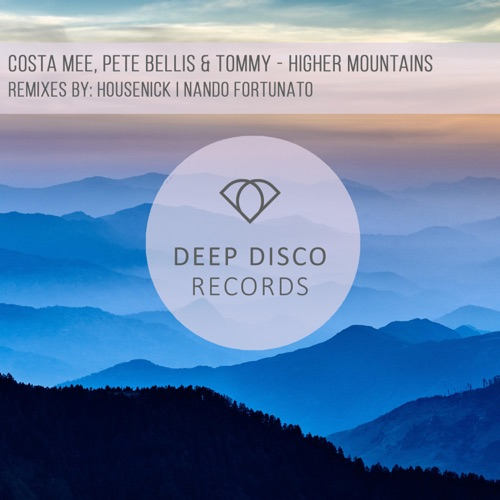 Costa Mee, Pete Bellis Tommy - Higher Mountains Image