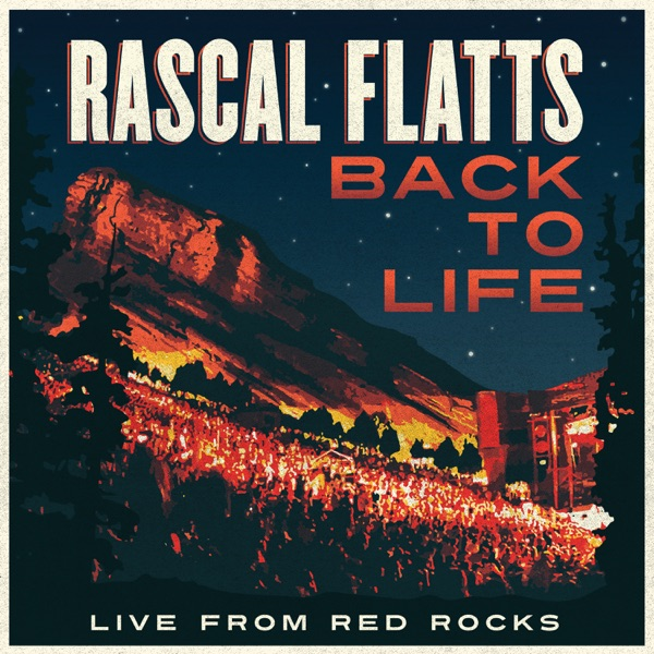 Back to Life (Live from Red Rocks) - Single