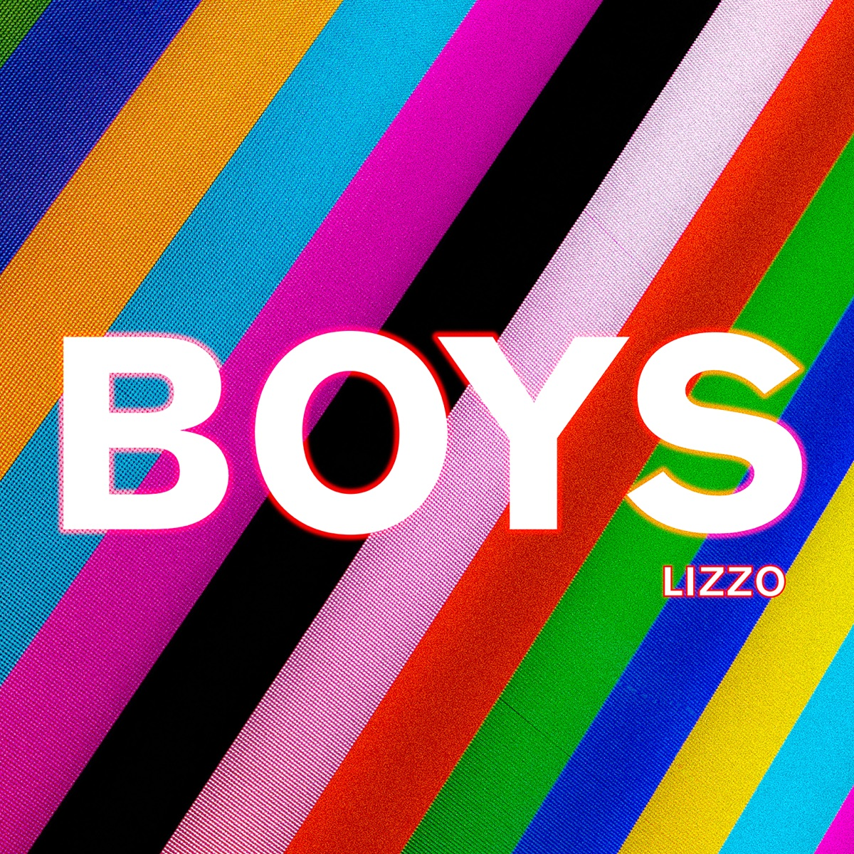 Boys Remixes - EP Lizzo CD cover