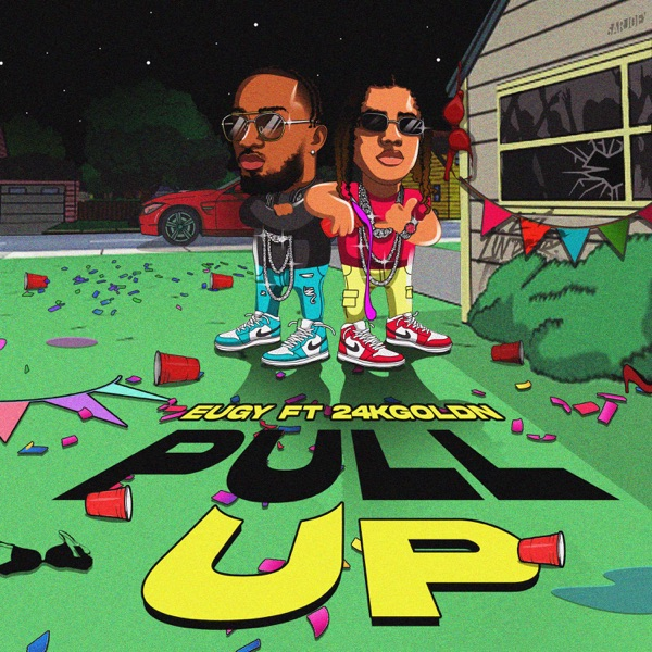 Pull Up (feat. 24kGoldn) - Single