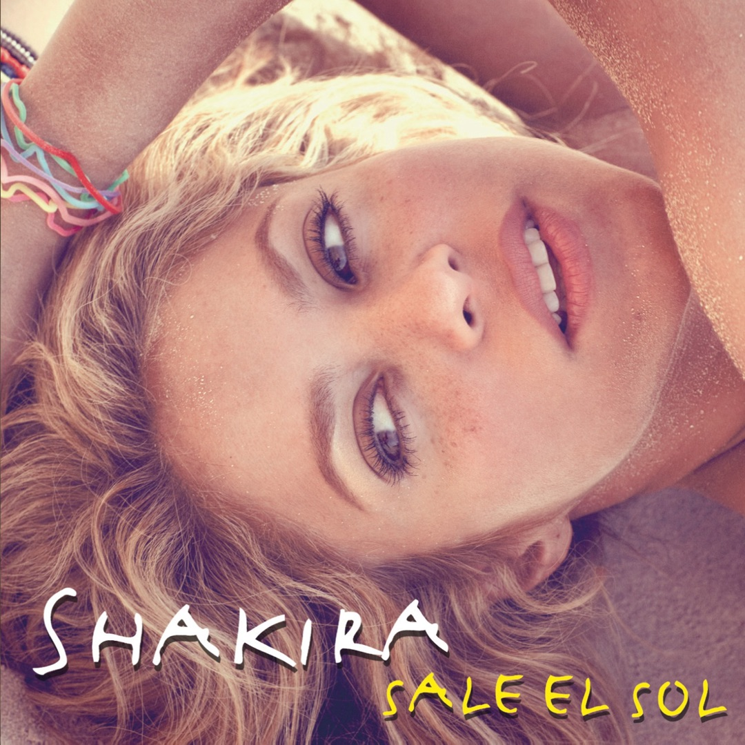 SHAKIRA sur Frequence3