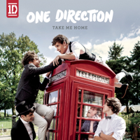 One Direction - Take Me Home (Expanded Edition) artwork