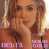 Delta Goodrem - Solid Gold artwork