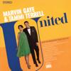 Marvin Gaye & Tammi Terrell - Ain't No Mountain High Enough illustration