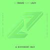 DJ Snake - A Different Way (feat. Lauv) artwork