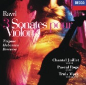 Chantal Juillet (Violin), Truls Mork (Cello) - Ravel: 3 Sonatas For Violin - Ravel: Sonata pour violon et violoncelle - 4. Vif, avec entrain
