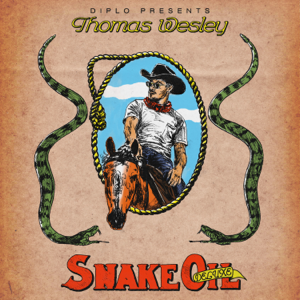 Diplo - Diplo Presents Thomas Wesley: Snake Oil (Deluxe)