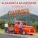 Alan Bibey & Grasstowne - Hitchhiking to California