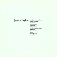 James Taylor - Something In the Way She Moves artwork