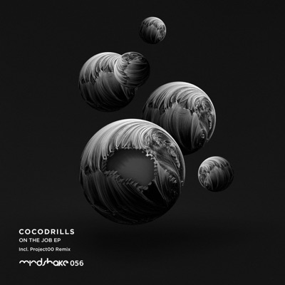 Cocodrills - On the Job - EP постер
