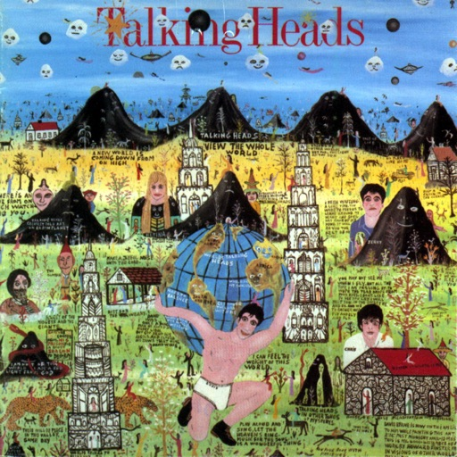 Art for Road To Nowhere by Talking Heads