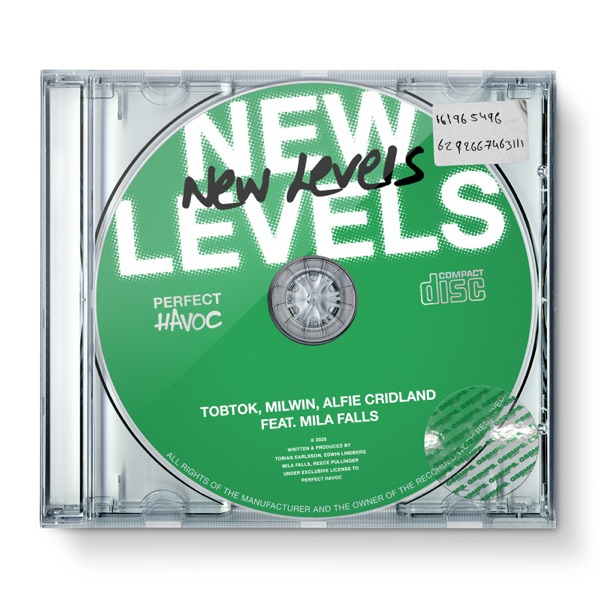 Tobtok, Milwin - New Levels