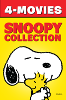 Paramount Home Entertainment Inc. - Snoopy 4-Movie Collection artwork