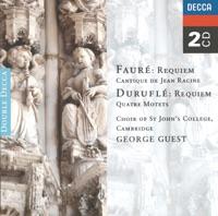 Fauré: Requiem - Duruflé: Requiem - Poulenc: Motets
