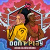 Anne-Marie, KSI & Digital Farm Animals - Don't Play artwork