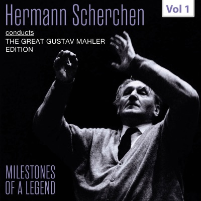 Milestones of a Legend: Hermann Scherchen, Vol. 1 - Royal Philharmonic Orchestra