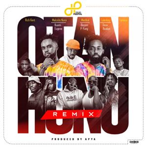 Dead Peepol - Otan Hunu feat. Rich Kent, Malcolm Nuna, Kuami Eugene, Medikal, Bosom P-Yung, Tulenkey, Deon Boakye & Fameye [Remix]