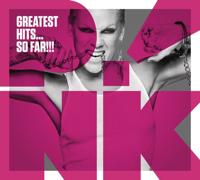 P!nk - Greatest Hits...So Far!!! (Deluxe Version) artwork
