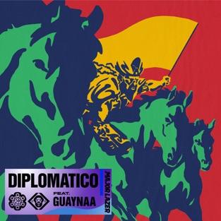 Major Lazer - Diplomatico (feat. Guaynaa) - Single