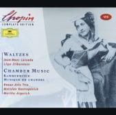 F. Chopin - Jean-Marc Luisada, piano - Waltz in E major, op.posth. - Tempo di Valse