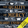 Barry Unsworth - The Quality of Mercy (Unabridged) artwork