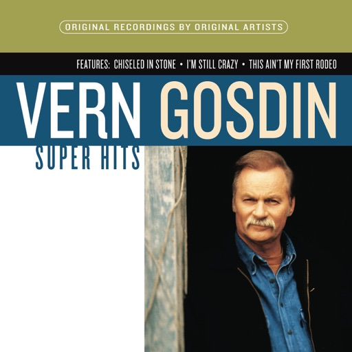 Art for Chiseled In Stone by Vern Gosdin