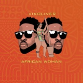 African Woman artwork