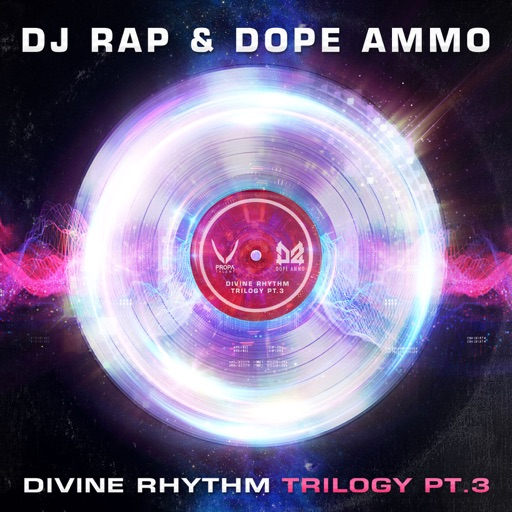 Divine Rhythm Trilogy, Pt. 3 (Ravers Remix) [feat. Jasmine Knight] - Single by Dope Ammo & DJ Rap