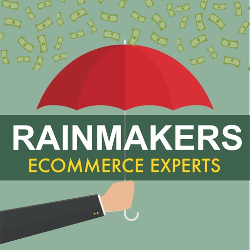 Cover image of Rainmakers Podcast