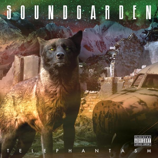 Soundgarden mit Jesus Christ Pose