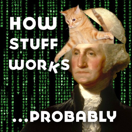 Cover image of How Stuff Works Probably