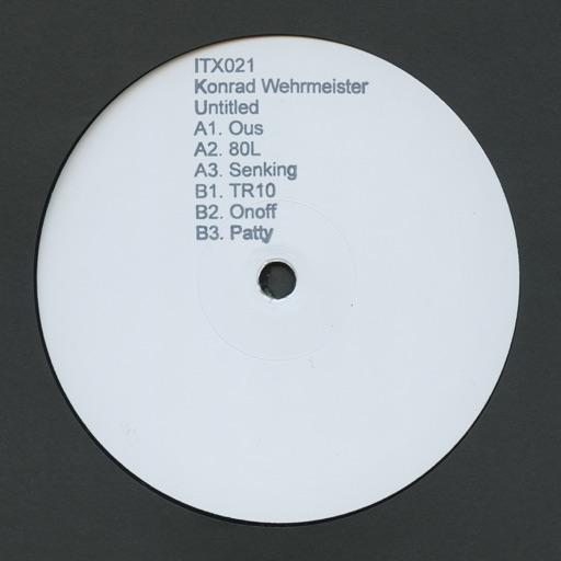 Untitled - EP by Konrad Wehrmeister