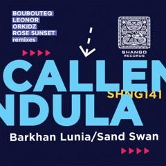 Barkhan Lunia/Sand Swan - EP