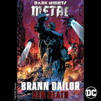 Brann Dailor - Red Death (From DC's Dark Nights: Metal Soundtrack) - Single artwork