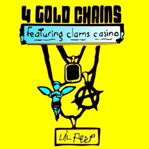4 Gold Chains (feat. Clams Casino) - Single Mp3 Download